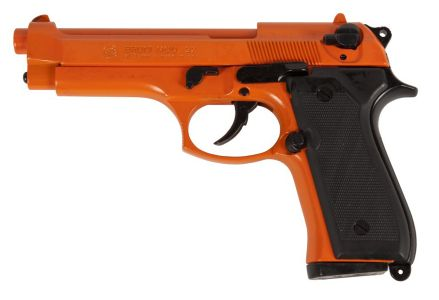 Bruni Model 92 8mm Blank Firing Pistol