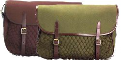 Bisley Canvas & Leather Game Bag