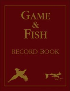 Bisley Game & Fish Record Book