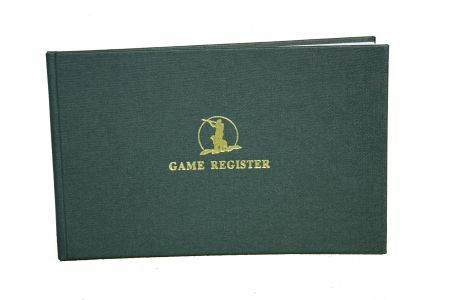 Bisley Game Register