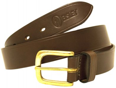 Bisley Plain Leather Belt
