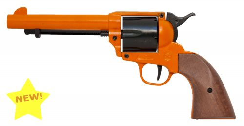 Bruni Single Action .380 Blank Firing Revolver