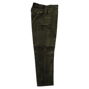 Hoggs of Fife Heavy-Weight Cord Trousers at Gundog Gear