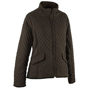 Hoggs of Fife Ladies Lexington Quilted Jacket