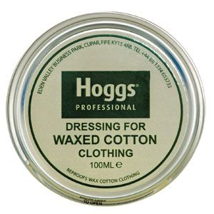 Hoggs of Fife Professional Dressing for Waxed Cotton Clothing