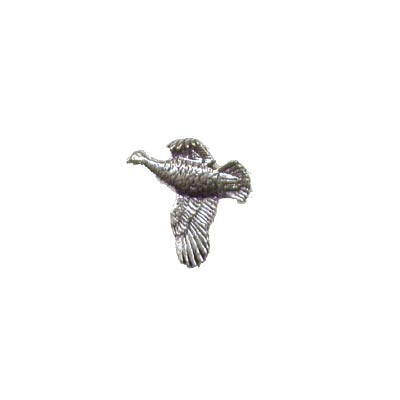 Pewter Pin - Grouse