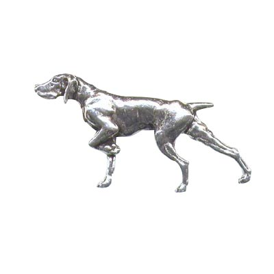 Pewter Pin - Pointer