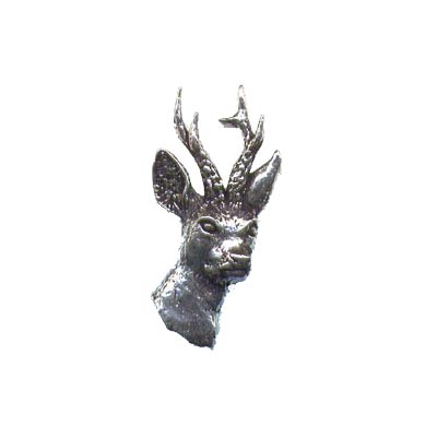 Pewter Pin - Roe Deer