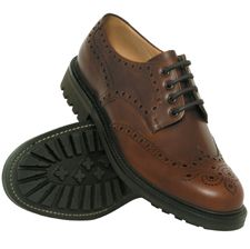 Hoggs of Fife Glengarry Shoe