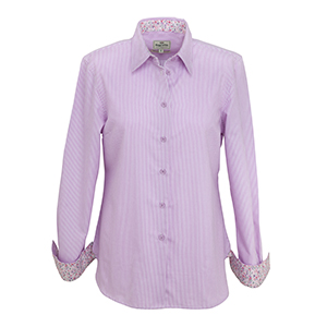 HOGGS OF FIFE Ladies Cotton Country Bonnie Shirt