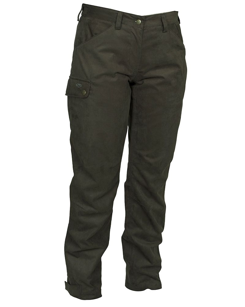 Hoggs of Fife Ladies Stretch Cord Jeans at Gundog Gear