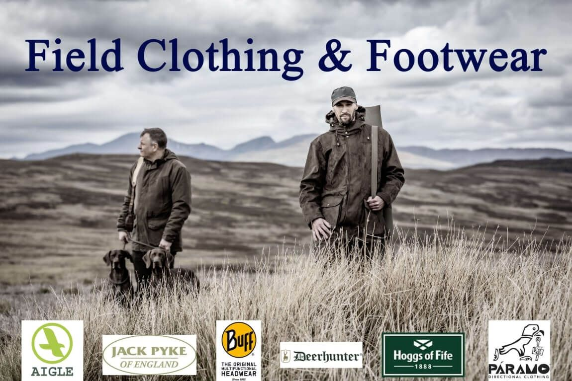 Outdoor Clothing & Footwear
